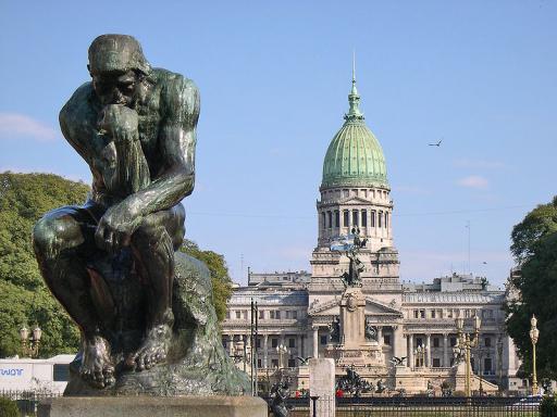 Buenos Aires_Plaza del Congreso