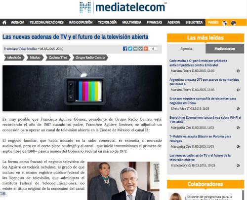 MediaTelecom