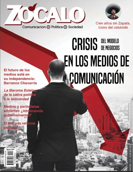 Zocalo crisis medios